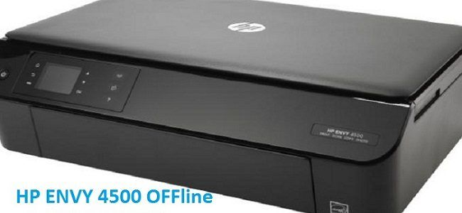 HP Envy 4500 Printer Offline Windows 10 - Call {18448027535}