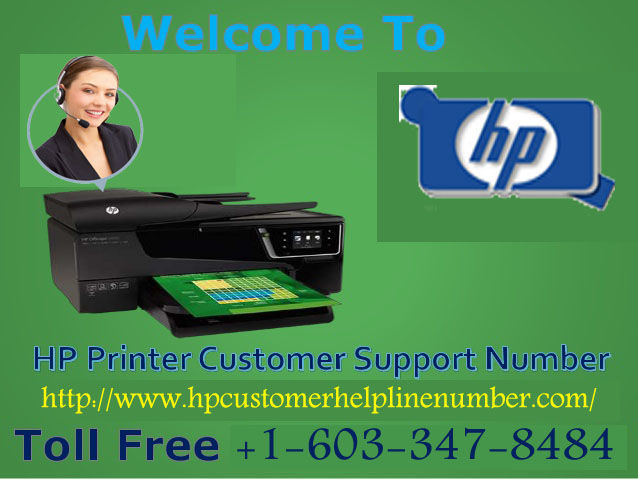 HP Printer Customer Support 16033478484 Phone Number | Customer Support Number