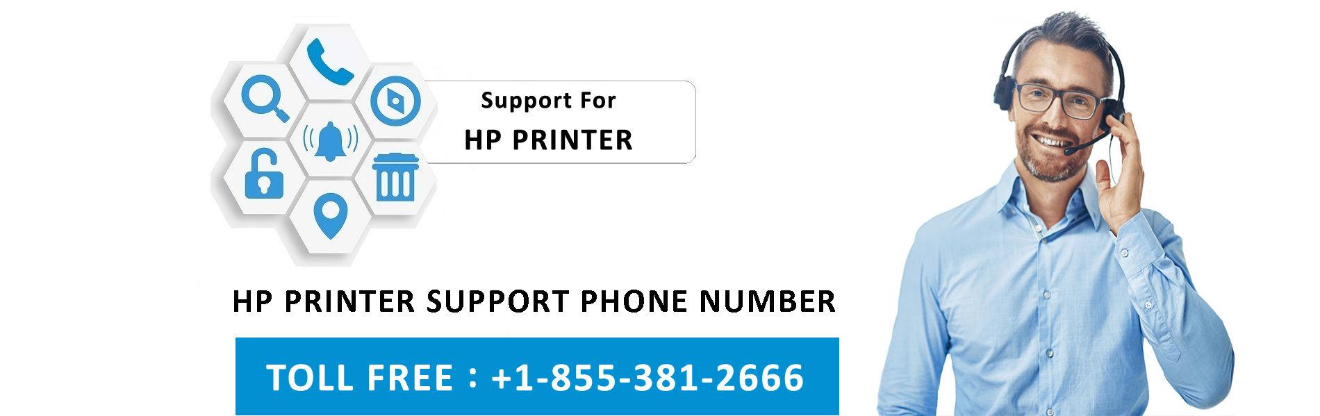 HP Printer Support Phone Number +1-855-381-2666 Toll Free Helpline