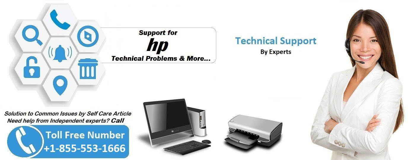 HP Support Number +1-855-553-1666 -MCHelper