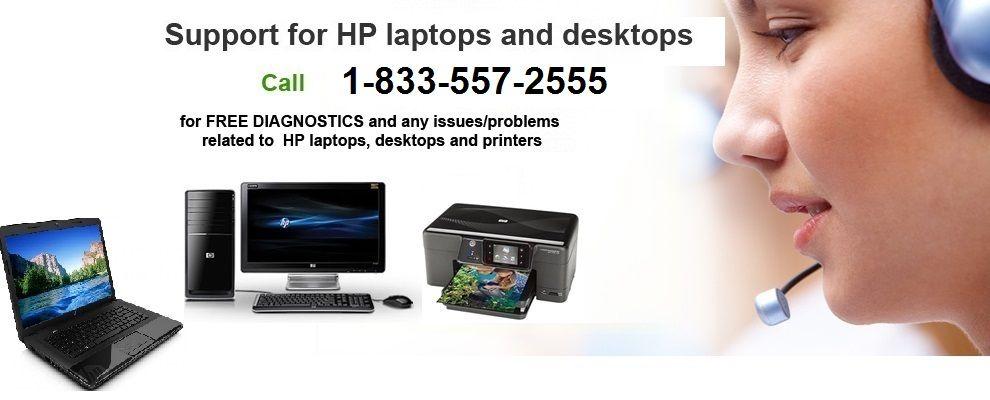 HP Customer Support Number - Get rid of Black Screen Error on HP Desktop Computer | FeedsFloor