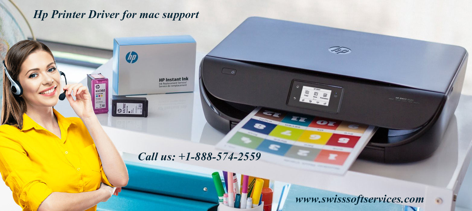 Hp Printer Setup service | Hp Printer Driver for mac support