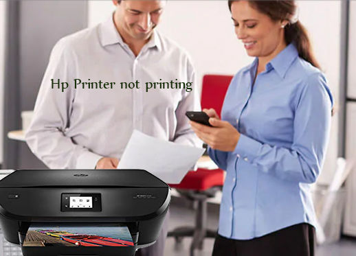 Hp Printer Customer support | Hp Printer not printing