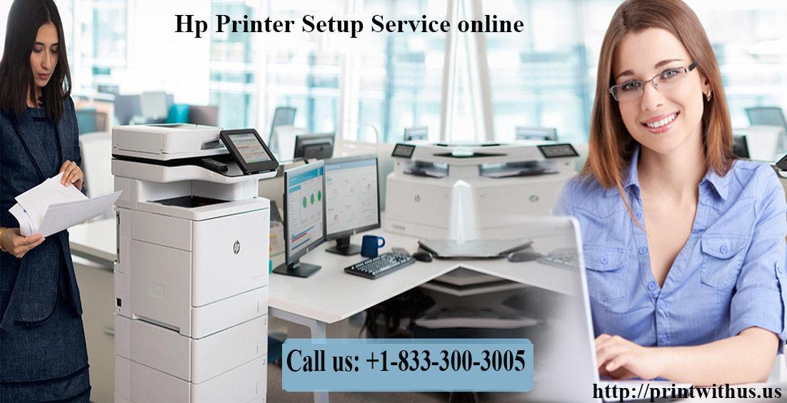 Install Hp Printer Driver | Hp Printer Setup Service online