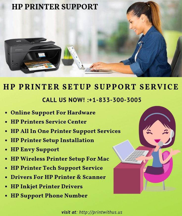 HP Printer Setup Services | Install HP printer Drivers