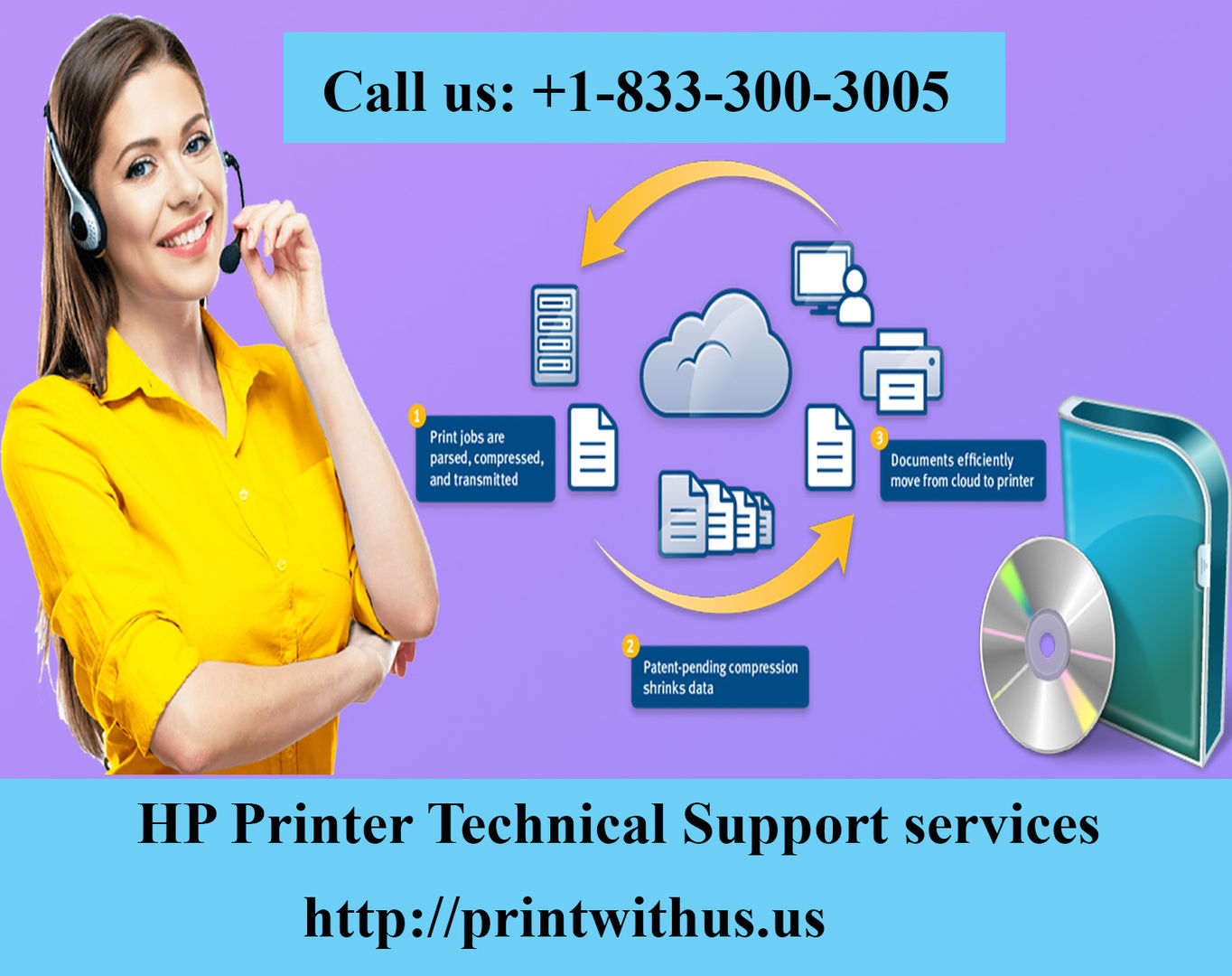 HP Printer Technical Support services | Hp Printer Setup Services