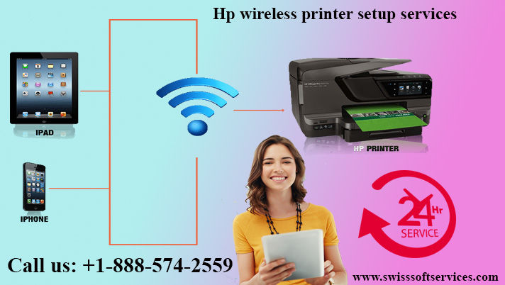 Hp Printer Setup | Hp wireless printer setup services