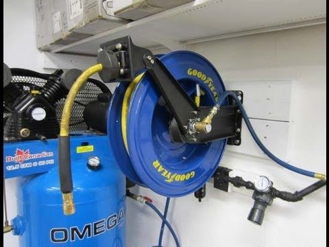 What To Consider When Buy A Retractable Air Hose Reel