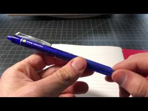 How To Choose The Best Erasable Pen?