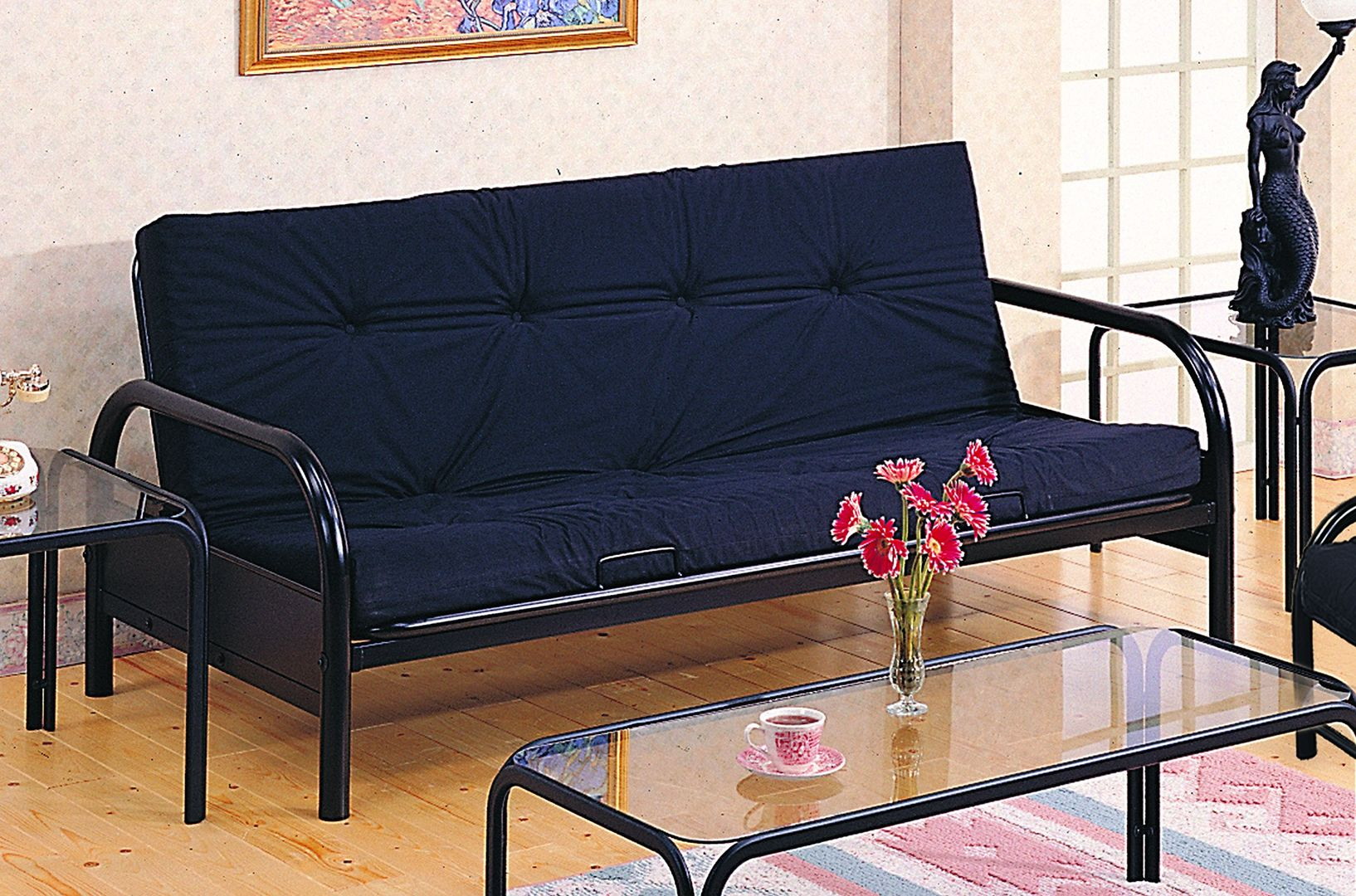 Futon Frame and Accessories In Your Home Outlook