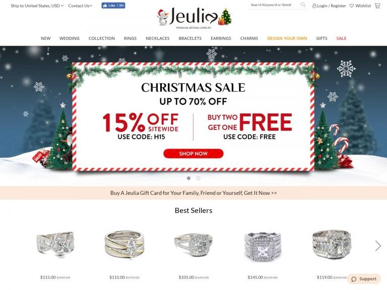 Jeulia UK Promo Code - Coupon Codes - Discount Coupon