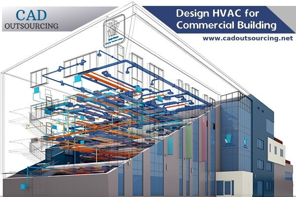HVAC Engineering Design Service for Commercial Projects