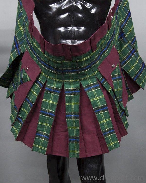 Hybrid Kilt For Man  - Cheap Kilt - Hybrid Kilt For Sale
