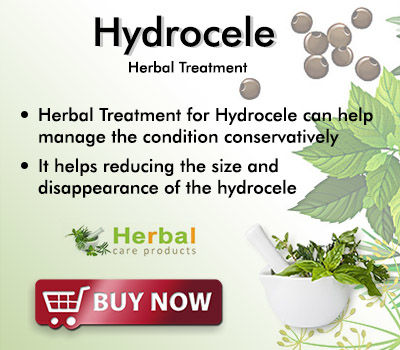 Natural Remedies of Hydrocele and Herbal Product Reduce Pain