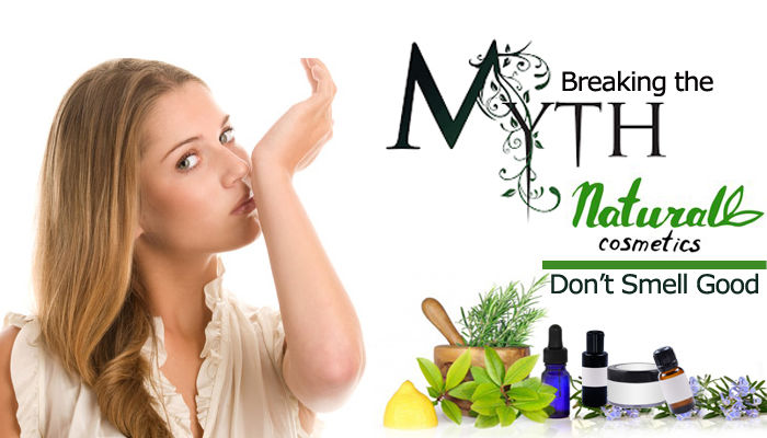 Breaking the Myth: Natural Cosmetics Don't Smell Good by Harry Patel