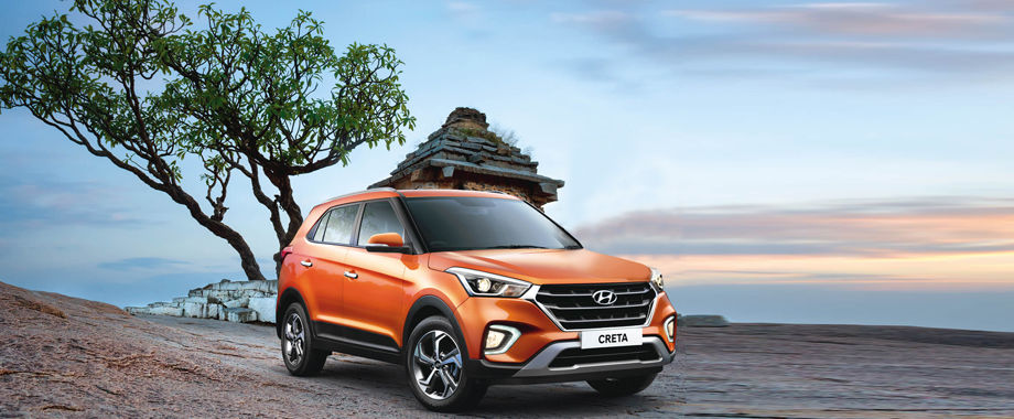 Hyundai Creta On Road Price in Hyderabad - Creta Showroom in Kondapur