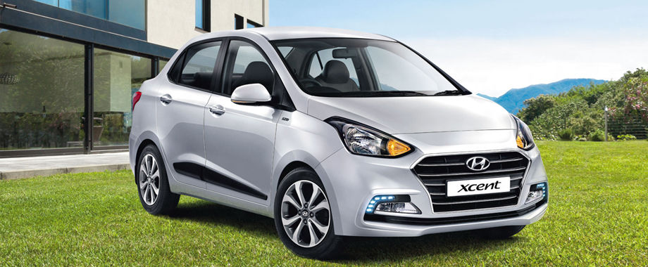 Hyundai Xcent On Road Price in Hyderabad - Xcent Showroom in Kondapur