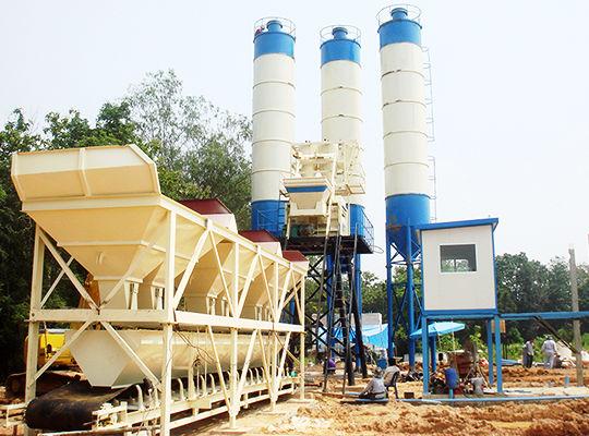 Planta De Concreto Completamente Automática - AIMIX Grupo