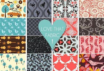 Create Your Own Fabric Pattern| My DreamTones