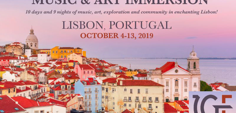 IGE music & art immersion | Get ready to rock the party in Lisbon