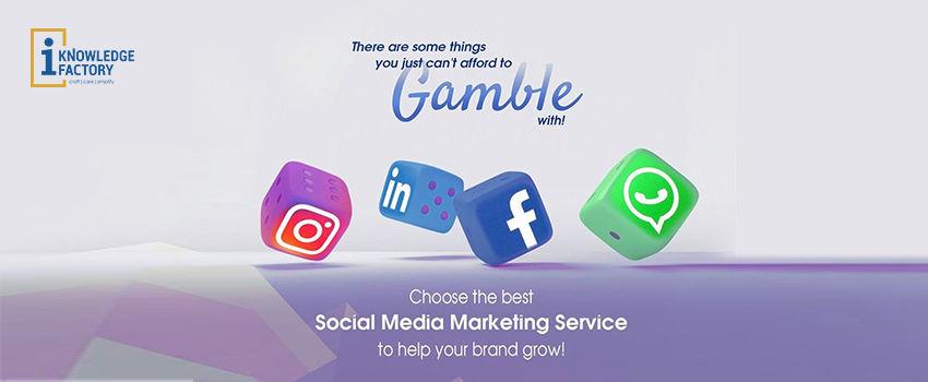 Social Media Marketing to Improve Brand Visibility During Lockdown | IKF