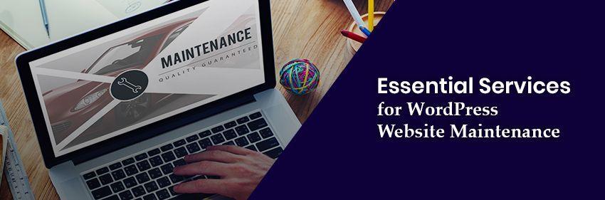 WordPress Website Maintenance Services in Pune, India | IKF