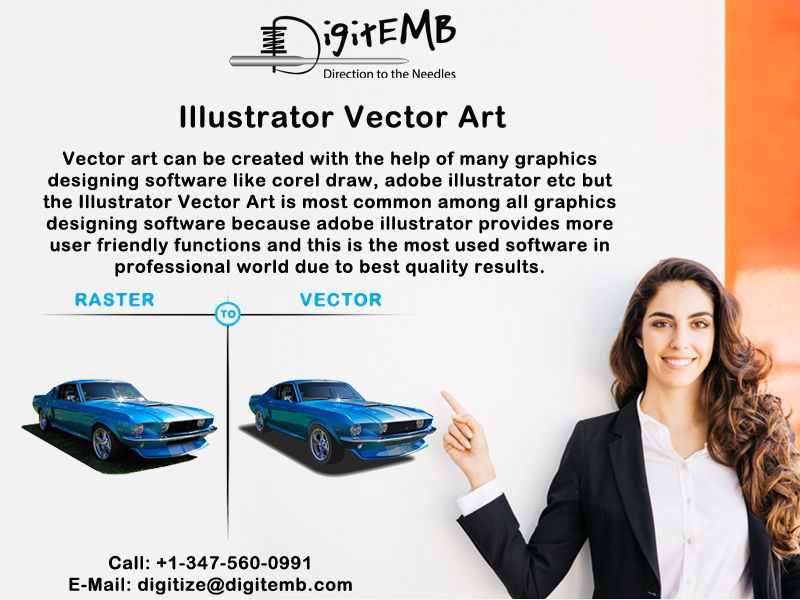 Illustrator Vector Art