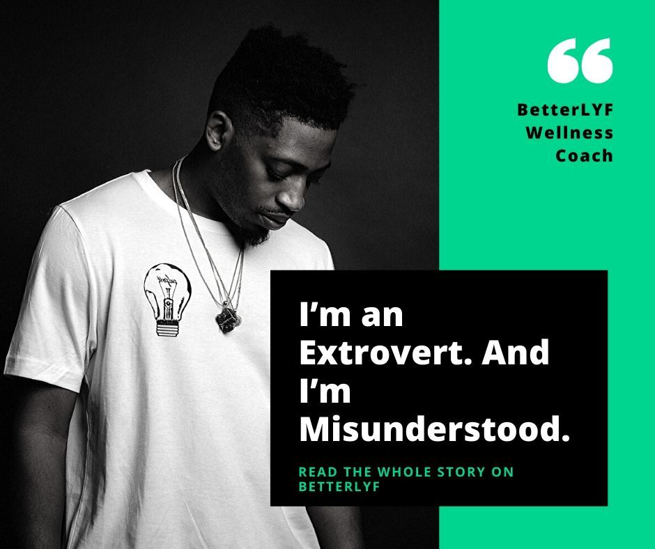 I'm an Extrovert. And I'm Misunderstood.