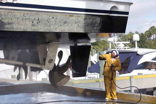 Abrasive Blast Cleaning Services Queensland, Sunshine & Gold Coast