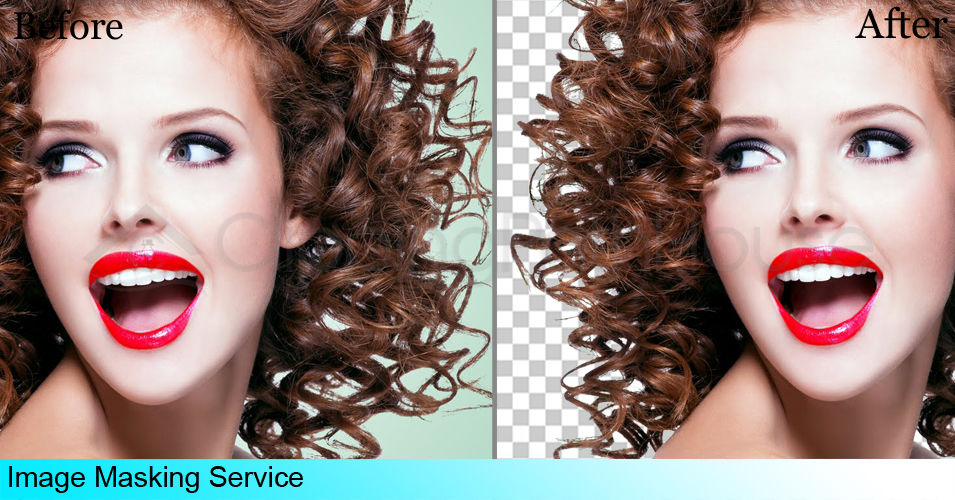 Image masking service and clipping path provider