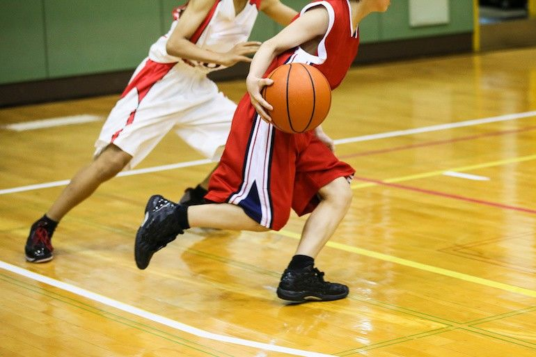 Different Drill for Basketball Suitable for Kids