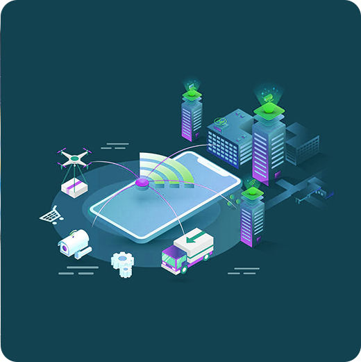 Count on our IoT app development company to propel your business