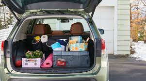 Tips For Busy Families On How To Organize Your Car