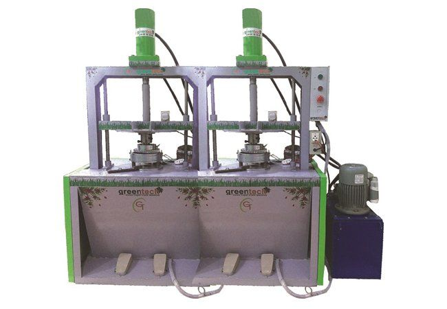 Low Cost Paper Plate Machine Manufacturers   Paper Plate Machines in Mysore