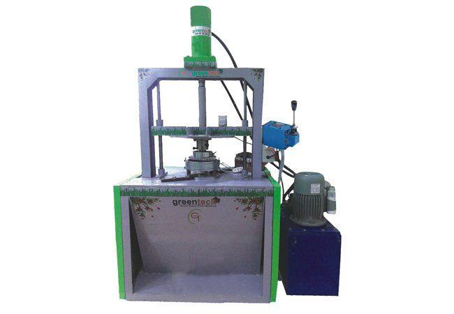 Paper Plate Making Machine Manufacturers in India