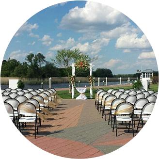 Outdoor/Indoor Wedding Venue Surround Hampton Roads VA