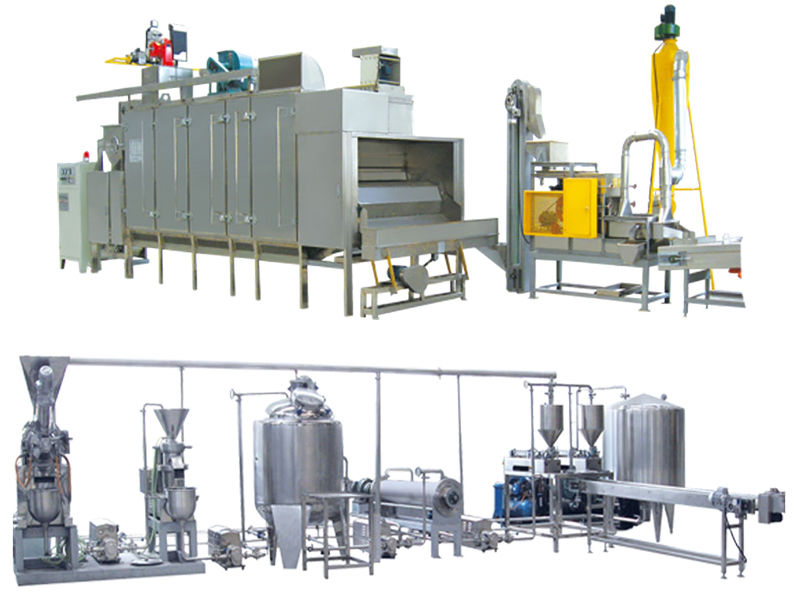 Food Machinery Manufacturers