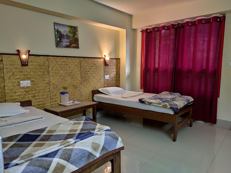 Standard Twin Bed Room Sikkim - Double Bed Room Gangtok – Parksinn Group | Parksinn Group
