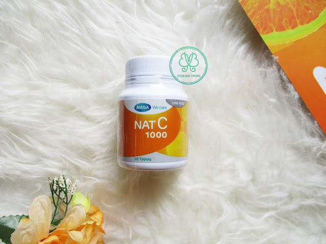 NAT C 1000 Untuk Kesehatan Tubuh dan Kulit - Vhiezca Store