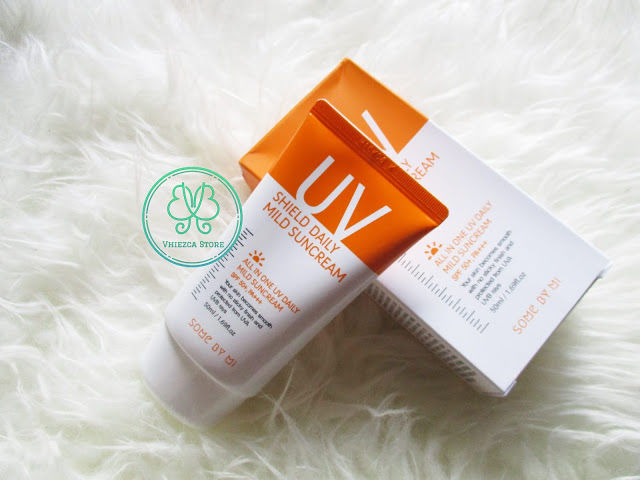 UV Shield Daily Mild Suncream - Vhiezca Store