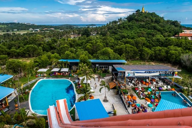 All-In-One Bucketlist Destination On High Park Koh Samui