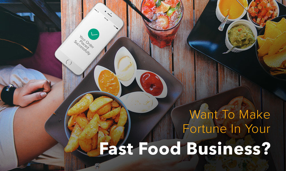 6 Ways Fast Food Mobile App Can Boost Business Revenues