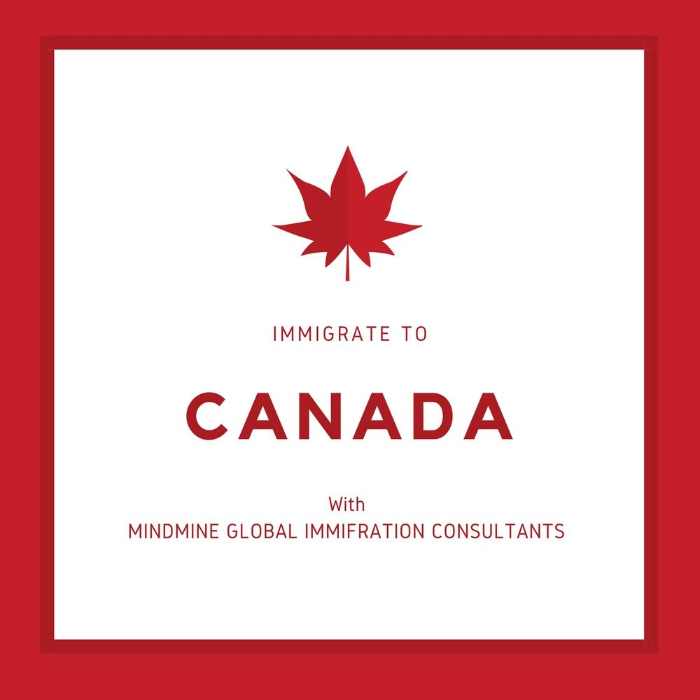 Immigrate to Canada and Australia