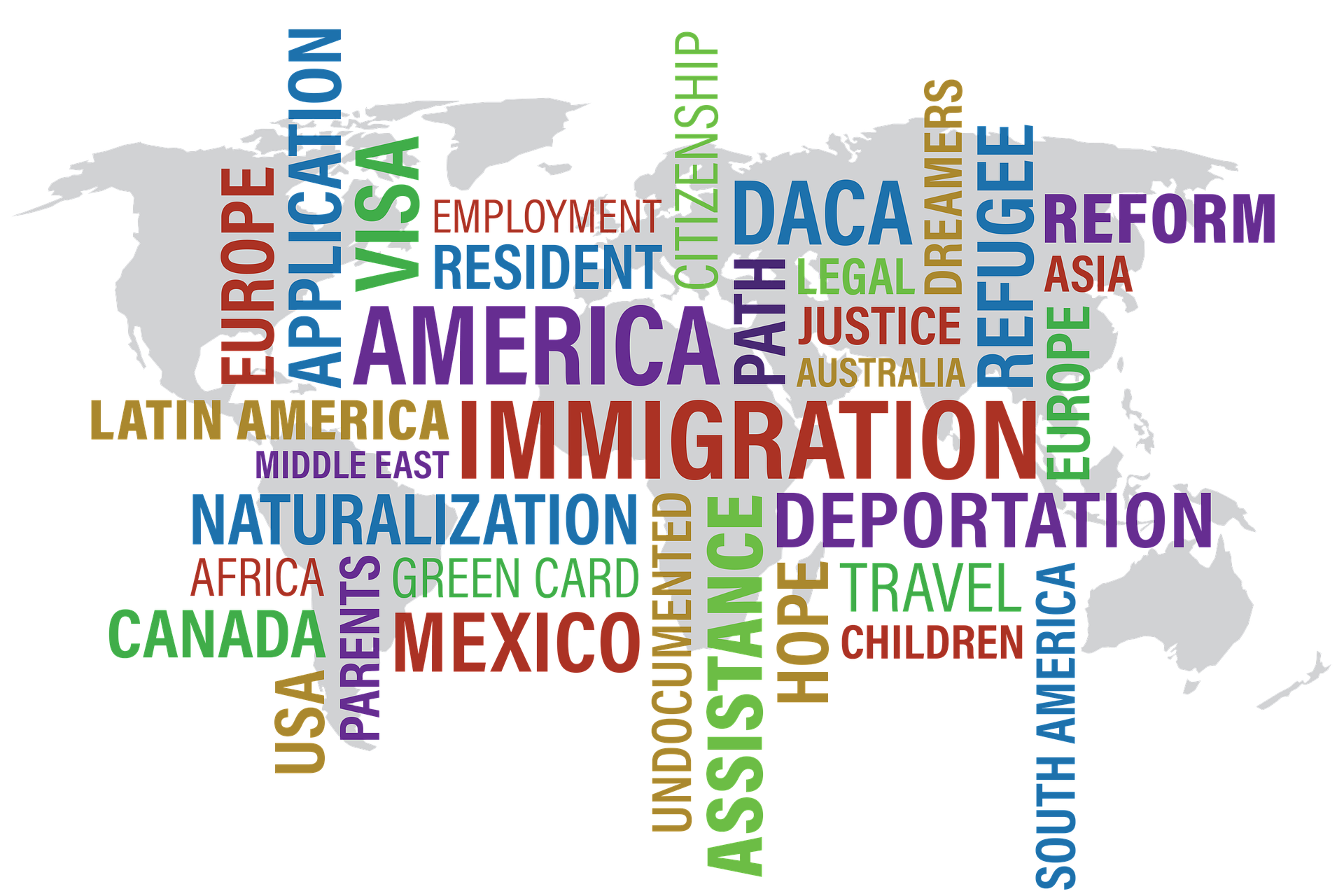 Immigration Status - Contact A Lawyer