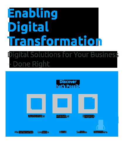 Digital Transformation, Mobile & Cloud Solution | Web Design & Development