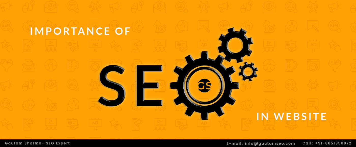 Importance of SEO in Website | SEO EXPERT INDIA