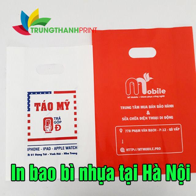 In bao bì nhựa tại Hà Nội uy tín nhanh chóng |