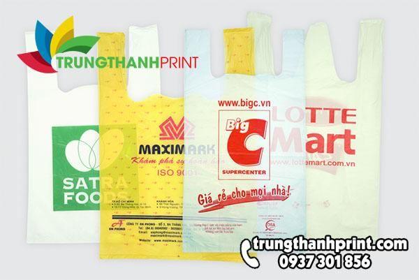 Xưởng sản xuất bao bì siêu thị tp HCM | Trung Thành Print