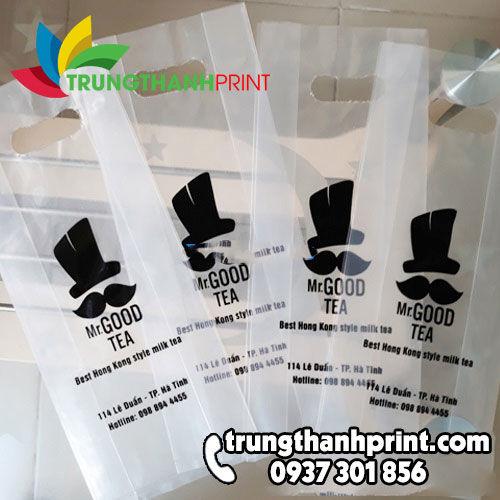 Địa chỉ xưởng in túi nilon giá rẻ số lượng ít tp HCM | Trung Thành Print