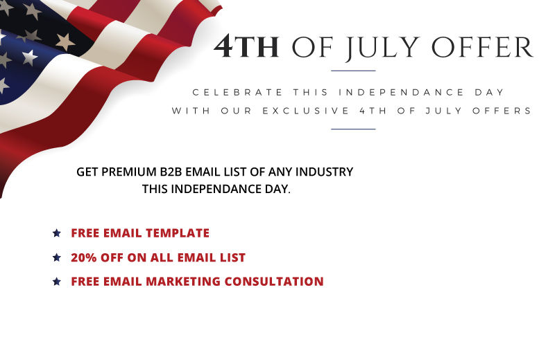 B2b Email List | Business Mailing List | B2B Email Address in USA, India,